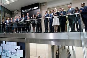 Aquila Renewables LSE launch