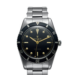 Submariner 1953 Rolex_Jean- Daniel Meyer