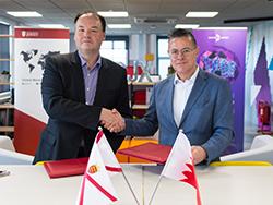 Bahrain MoU signing
