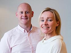 Dan Toft and Siobhan McGrath