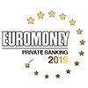 Euromoney Private Banking Awards 2019 logo