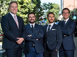 Hawksford_Michel van Leeuwen, Giacomo Stoppa, Stefano Passarello and Dario Acconci