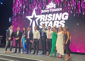 JerseyFinance Rising Stars Winners 2021