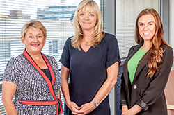 PraxisIFM_Barbara McDonald, Liz Nursey, Jade Fellowes