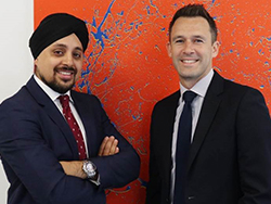 Sukhvinder Chana and Simon Morris_Bedell