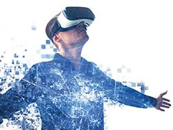 VR and AR illo