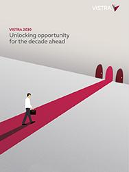 Vistra 2030 report