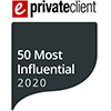 eprivateclient 50 Most Influential