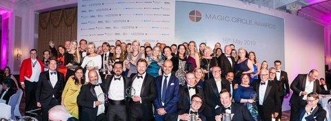Magic Circle Awards 2019
