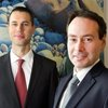 Oleg Grushevich and Jon Atkey-Smith
