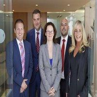 Steve Carr, Matthew Wilkinson, Maxine Rawlins, Daniel Hainsworth and Claire Keeney.