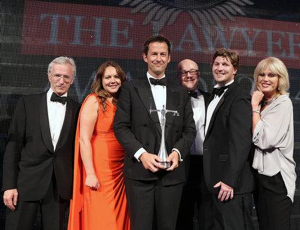 Carey Olsen Lawyer award