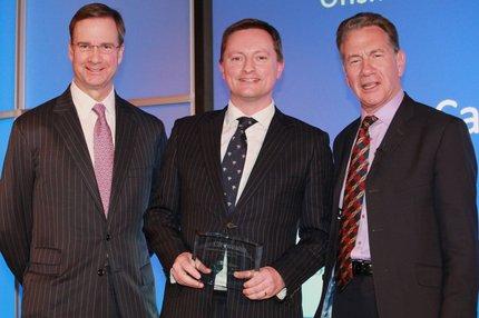 Carey Olsen Win Citywealth Award 2013