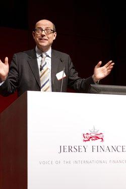 Nick Robinson-Jersey Finance Conference