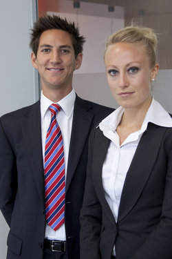 Guernsey Senior Manager Promotions 2012-PwC
